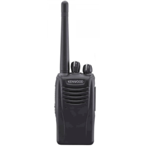 Kenwood radio TK-2360V handheld on-site business radio black, perfect for all outdoor communications.