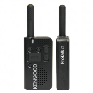 Kenwood radio PKT-23K small on-site business radio black, perfect for all organizations.